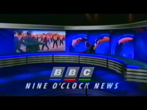 BBC1 | Continuity And Nine O'Clock News | 4th July 1997 | Part 2 Of 2