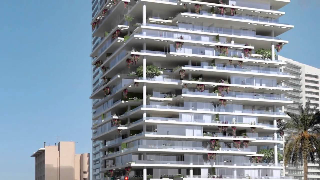 Building the future keller and the beirut terraces youtube for Terrace building