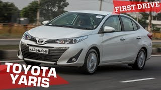 2018 Toyota Yaris Review | Ready to out-luxe th...