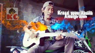 Amergo kowe (wandra) cover akustik
