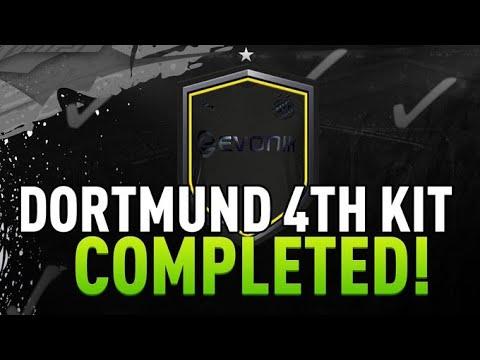 Borussia Dortmund 4th Kit Sbc Completed Tips Cheap Method Fifa 20 Youtube