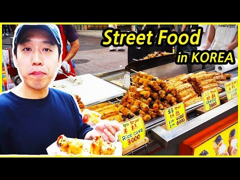 Street Food in Myeongdong (Full version) l Where to go in Korea Mp3