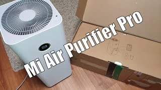 Xiaomi Mi Air Purifier Pro - Get Your Air Cleaned