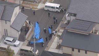 女性刺され大けが 大阪府箕面市、顔見知りの女聴取