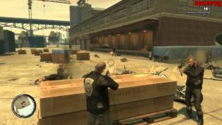 GTA 4 - The Lost and Damned - Mission #13 - End of Chapter