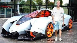justin bieber new car collection   private jet     2018