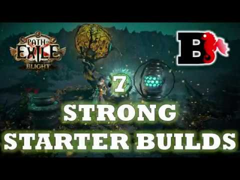 Best PoE Blight Beginner Builds Path of Exile 3 8 Guide