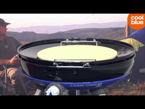 Cadac Carri Chef 2 Bbq Skottel Combo.Cadac Carri Chef 2 Bbq Skottel Combo Videoreview En Unboxing