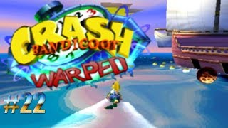 Piratas y bombas/Crash Bandicoot: Warped #22