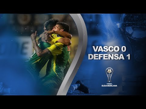 Vasco Defensa y Justicia Goals And Highlights