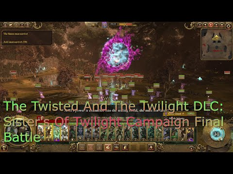 The Portal In The Woods Final Battle The Twisted And The Twilight |
