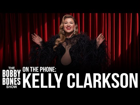 Kelly Clarkson On Her New Christmas Album, Talk Show, & An Iconic Movie Moment Featuring Her Name