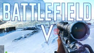 BATTLEFIELD 5 MULTIPLAYER GAMEPLAY!