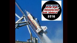 EVEL SPIRIT Completing Evel Knievel's Jump Over Snake River!