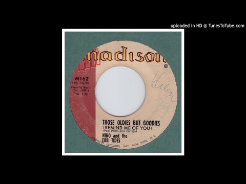 Nino & the Ebb Tides - Those Oldies But Goodies - 1961