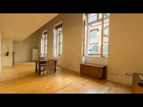 A VENDRE : LOFT 85m2 PARIS 75006 SAINT PLACIDE