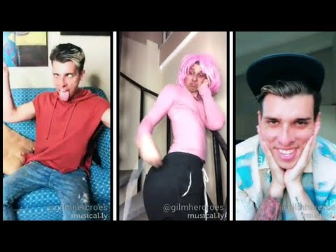 Gilmher Croes Funny Comedy ally  ally Compilations  Best Muser 2018