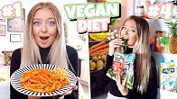 I Tried A VEGAN DIET For 48 HOURS! This Is What Happened...