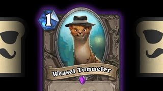 Hearthstone Experiments: Weasel Tunneler (Strange Interactions)