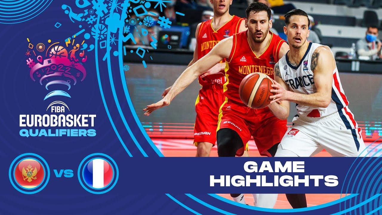Montenegro - France | Highlights