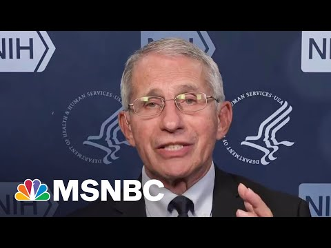 Dr. Fauci Breaks Down Possible Timeline For Child Vaccines