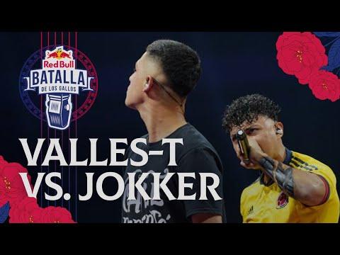 VALLES-T vs JOKKER