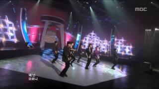 SS501 - Love Like This, 더블에스오공일 - 러브 라이크 디스, Music Core 20091121