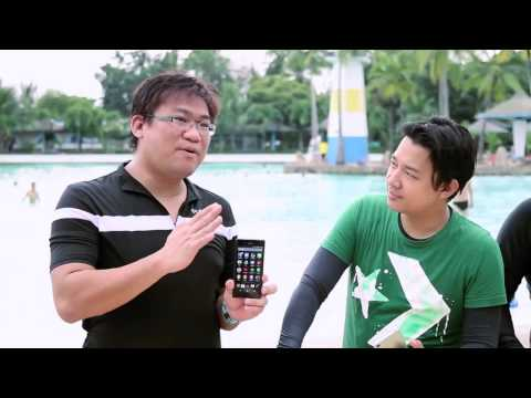 Review Sony Xperia Z3 จาก The Reviewer