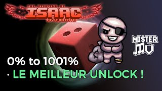 [Binding of Isaac Afterbirth] Le Meilleur Unlock ! (Cain)