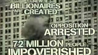 Schock Strategie im Katastrophen-Kapitalismus - Naomi Klein