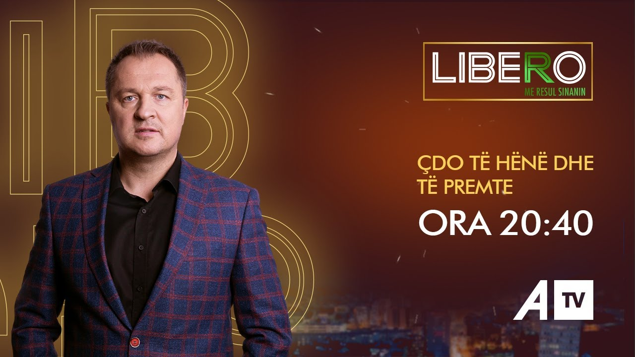 Download LIBERO me Resul Sinanin  – 17.09.2021 ATV