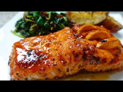 America's Best Salmon Recipe | Sunday Dinner | Cooking With Meshascorner