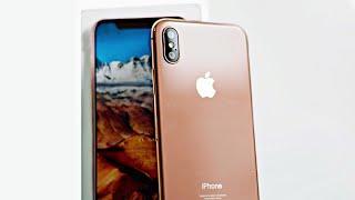 iPhone X Clone Unboxing: Blush Gold!