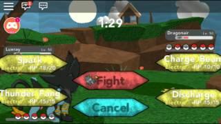 Roblox Pokemon Brick Bronze PvP Battles Episode 1