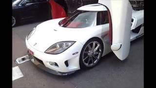 Essais KOENIGSEGG Agera R de 1.140 CV !  ! ! .  . à Top Marques Monaco