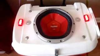 Demo: Boom Box Built In A Cooler