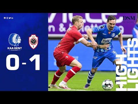 Gent Antwerp Goals And Highlights