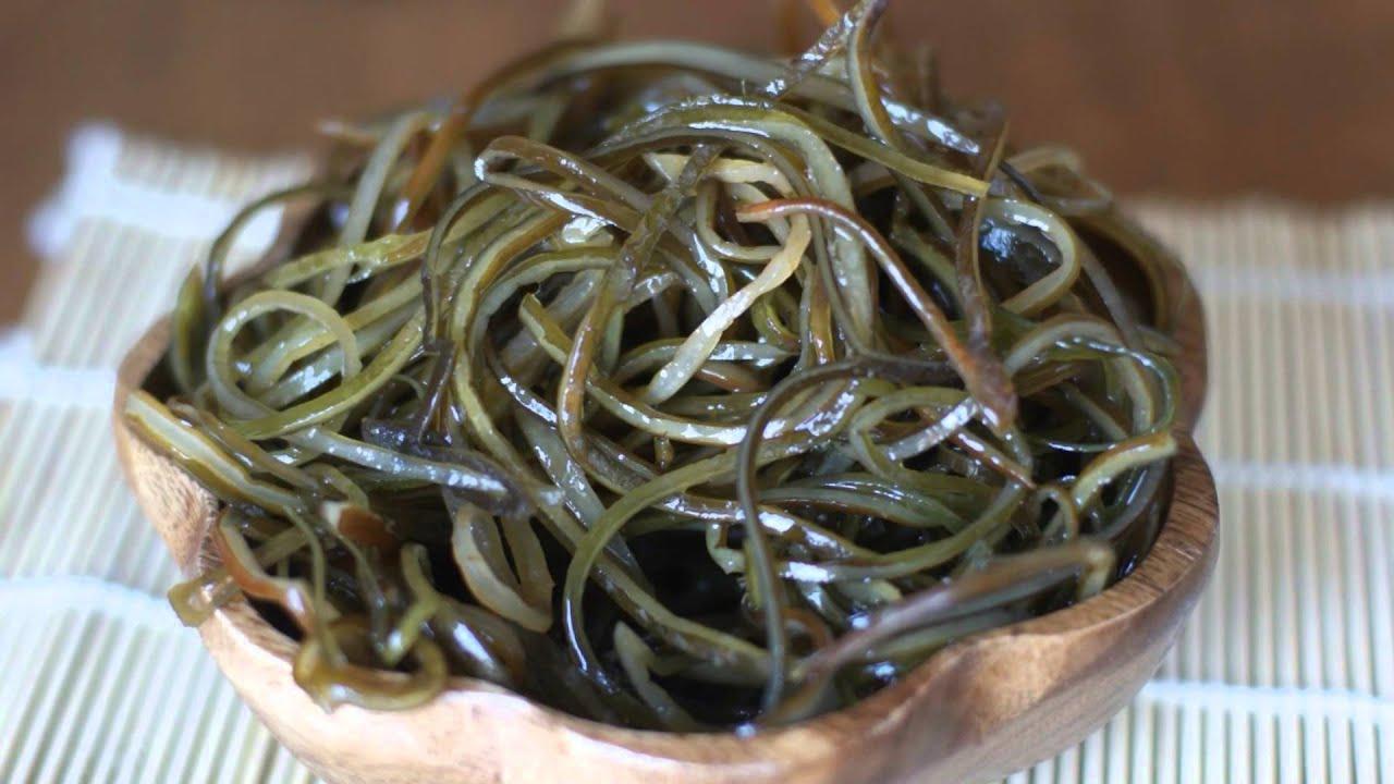 салат из морской капусты польза и вред