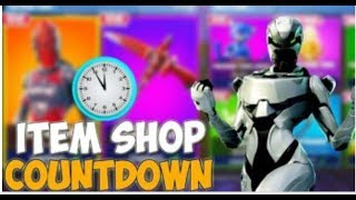 *NEW* ITEM SHOP LIVE COUNTDOWN AUGUST 31 NEW SKINS (Fortnite battle Royale)