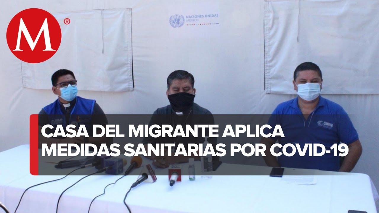 Continúa cerrada Casa del Migrante de Nuevo Laredo, se atienden casos extremos