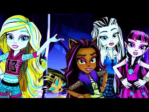 Monster High | Garden Ghouls | Adventures of the Ghoul Squad | Episode 10 | Cartoon Movie