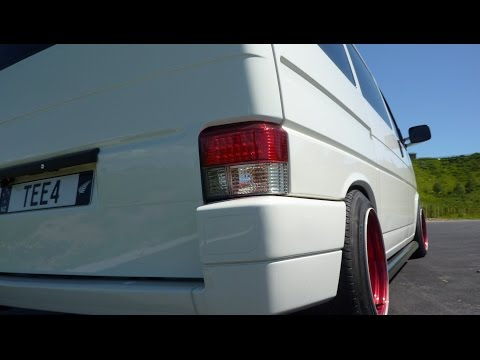 VW Transporter T4 1.8 20V Turbo