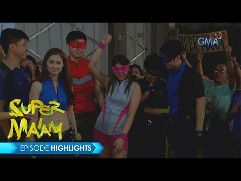 Super Ma'am: Tagumpay ni Super Ma'am at ng Super Teens