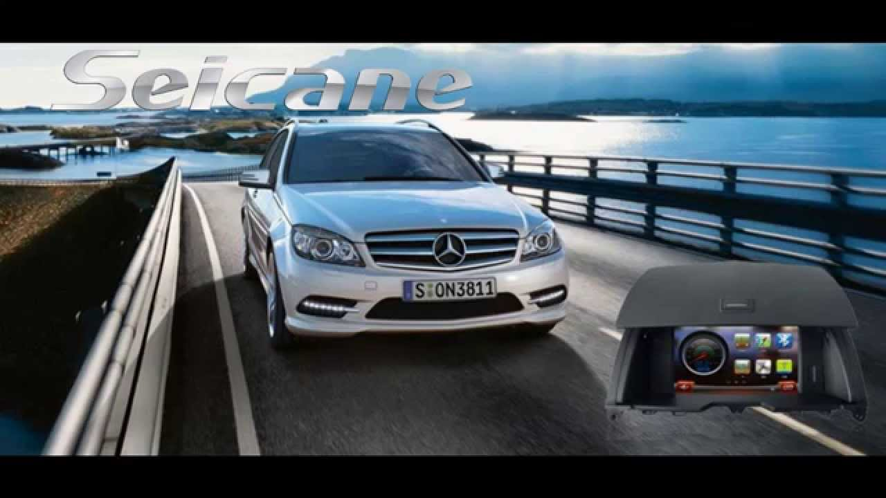 Stereo upgrade to 2008 2009 2010 mercedes benz c250 c280 for Mercedes benz music system
