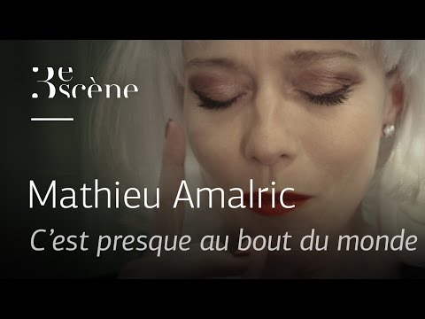 « C'est presque au bout du monde » by Mathieu Amalric starring Barbara Hannigan