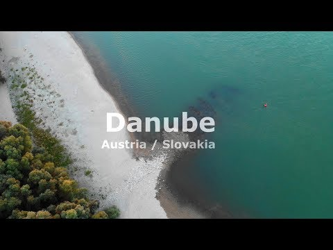 Danube cruise Austria/Slovakia border