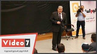 رئيس مدينة زويل: انطلاق مهرجان العلوم العام المقبل من المبانى الجديدة