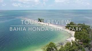 BAHIA HONDA STATE PARK Tour & Review | Things to do in Florida | Florida Camping