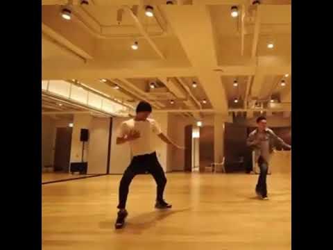 Kai Overdose Solo Dance Practice Mirrored