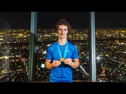 Adam Ondra - The Road to Tokyo: Success and Disaster
